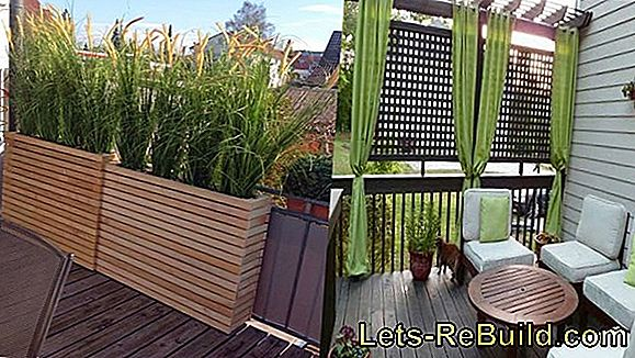 Privacy Protection For The Balcony » Great Ideas & Easy To Implement