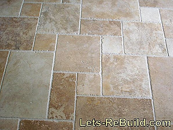 Lay Vinyl Floor On Tiles » Instructions In 6 Steps