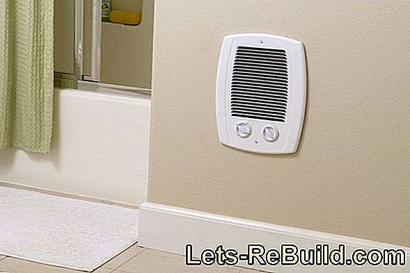 Wall Heating In The Bathroom » The Advantages And Possibilities