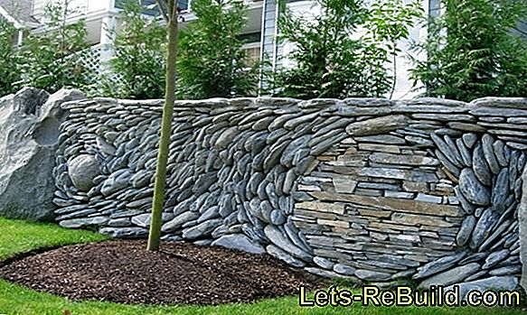 Planting A Natural Stone Wall » You Should Pay Attention To This