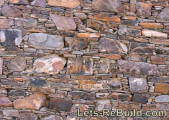 Building A Stone Wall » Detailed Instructions In 5 Steps