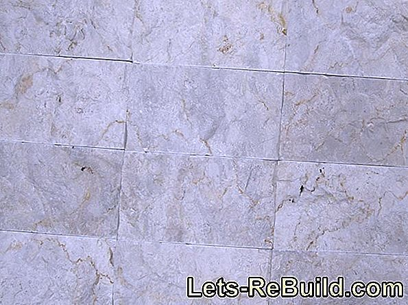 Marble a wall