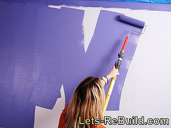 Painting A Wall » How To Do Everything Right