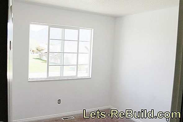 Paint Walls White » This Is How It Works Best