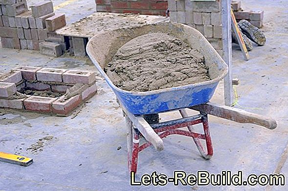 Training as a bricklayer - so high is the salary