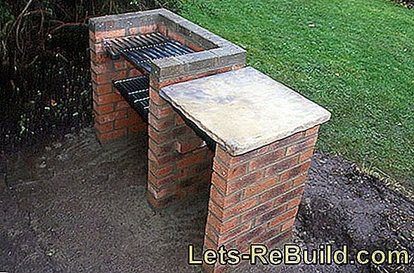 Grill Wall » Detailed Instructions & Tips