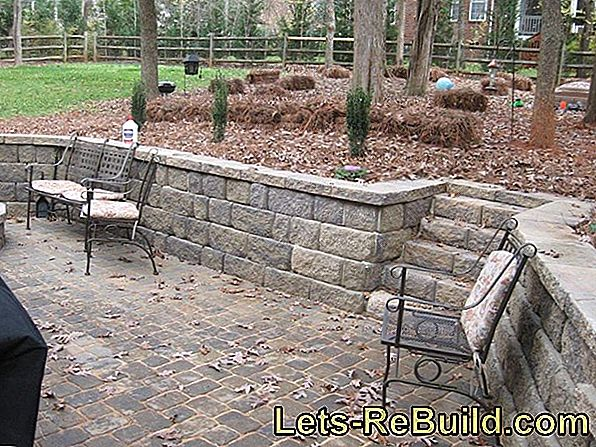 Walling properly - this is how you build walls professionally