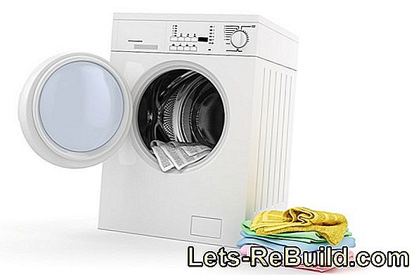 Consumption Of A Washing Machine » Electricity, Water & More