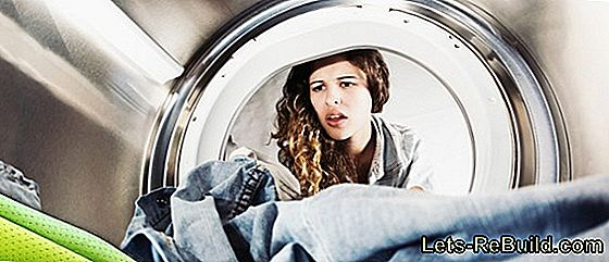 The laundry stinks after washing