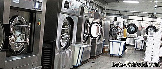 Washing machine: function and operation