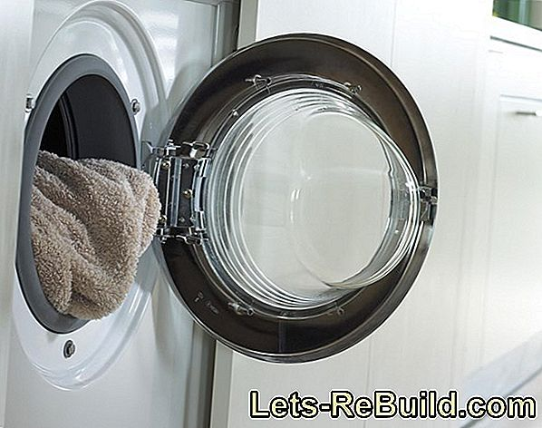 Washing machine: how can you clean the lint filter?