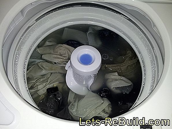 Washing Machine Licks » Emergency Measures & Causes