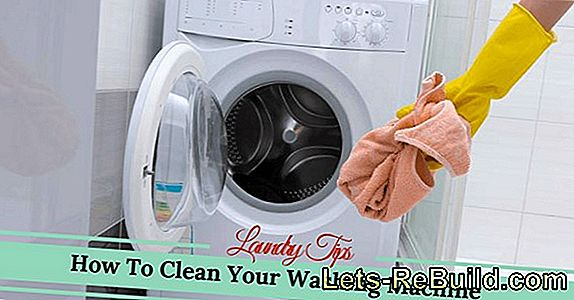 Washing Machine Does Not Wash Clean » Where Are The Causes?