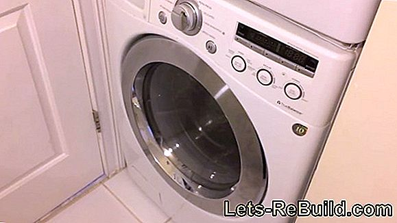 Washing Machine Wobbles » What Can You Do About It?