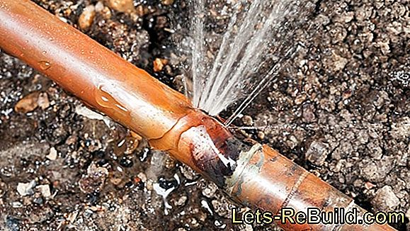 Locate Pipe Breaks » This Is How It'S Done