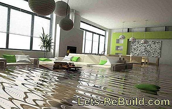A water damage restoration can be expensive