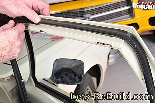 Replacing Window Seals » Instructions In 5 Steps