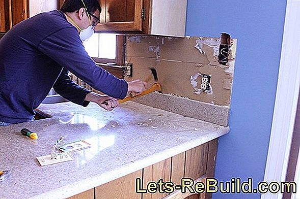 Installing A Granite Sill » Detailed Instructions