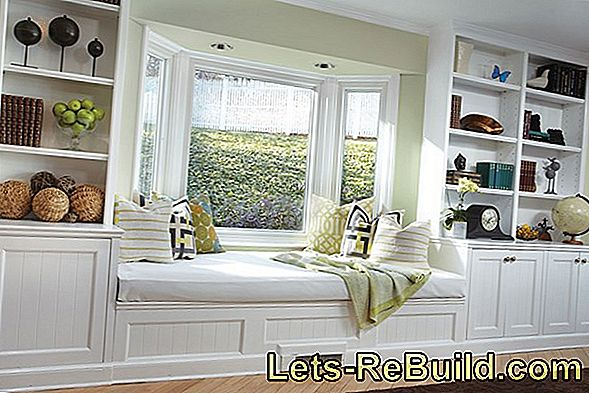 Window Sill For Sitting » This Must Be Considered During Construction