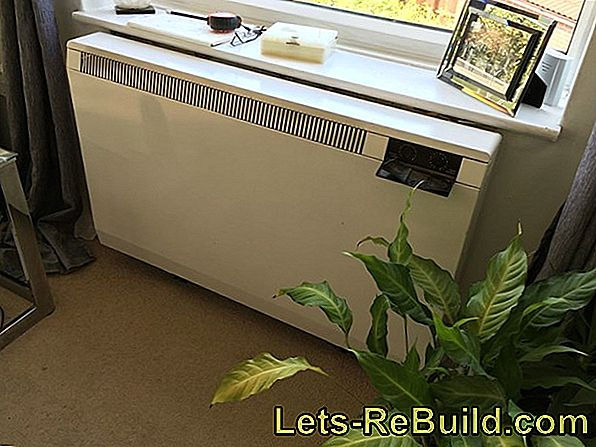Fit The Windowsill To The Heater » Instructions In 3 Steps
