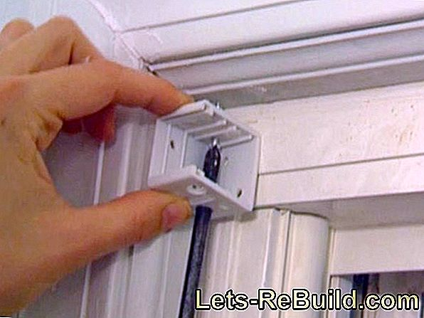 Make windows burglar-proof - you can do that