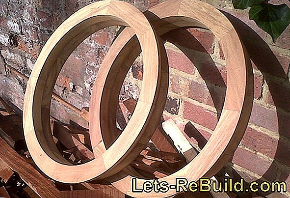 Round arch window - prices and dimensions