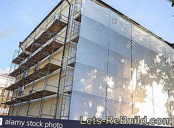 Old Building Renovation With Plastic Windows » Lets-ReBuild.com