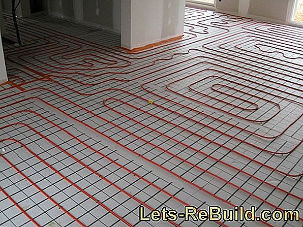 Under-Floor Heating For The Conservatory