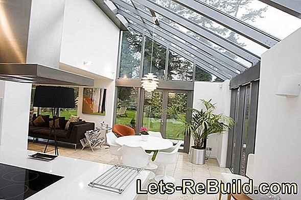 The most beautiful furnishing styles for conservatories: a brief overview