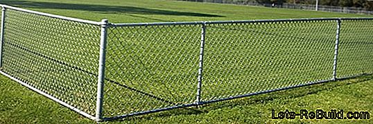 Renew Chain-Link Fence » That'S How It'S Done