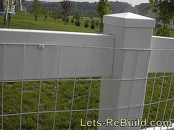 Fixing Wire Mesh » You Have These Options