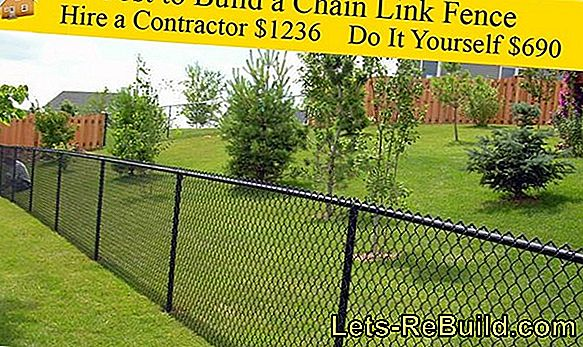 Chain Link Fence » Calculate The Price Correctly