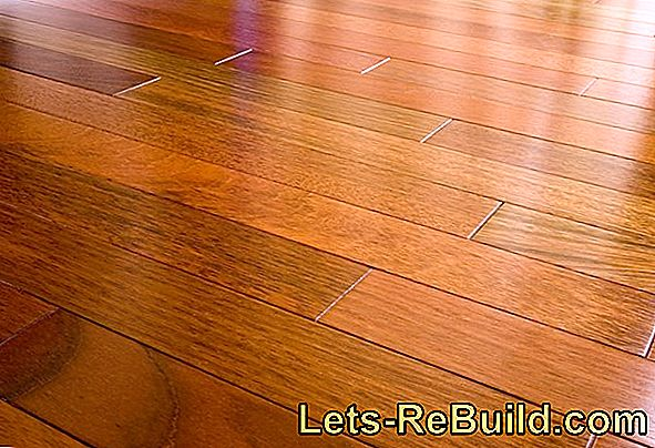 Wooden Floor » These Types Of Wood Are Suitable