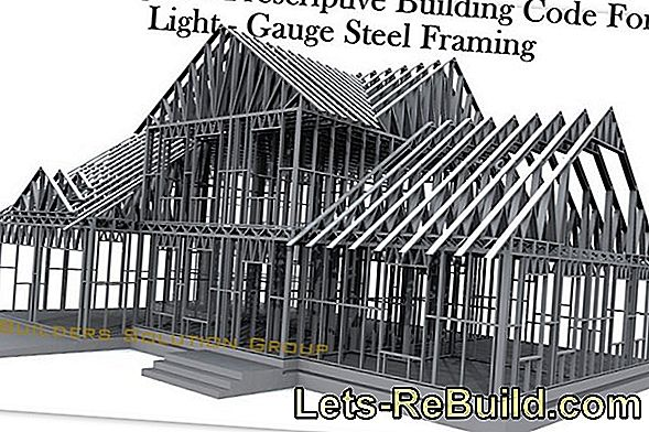 Light Steel Framing » All Advantages At A Glance