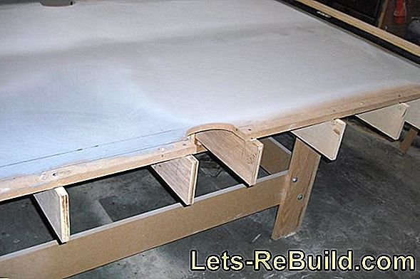 Build The Wooden Table Yourself » Instructions In 5 Steps