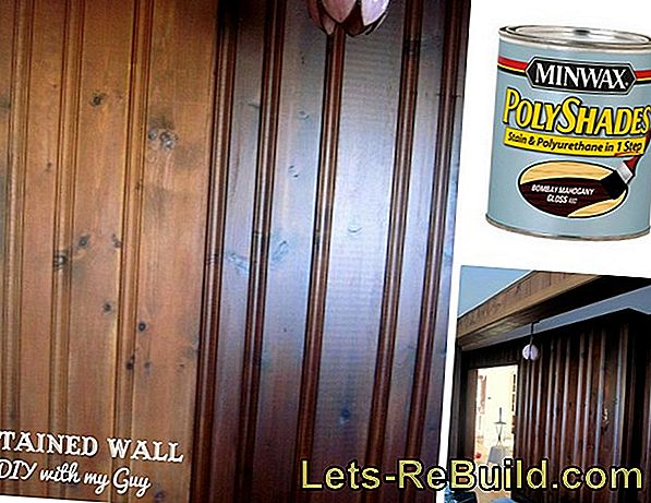Paint Wood Panels » Instructions In 3 Steps