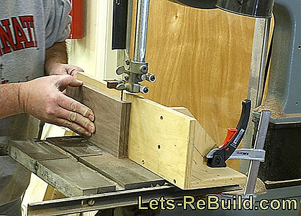 Sawing wood panels - 5 tips for perfect cutting