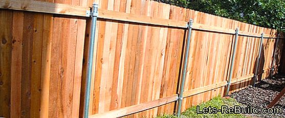 Extend Wooden Posts » Detailed Instructions