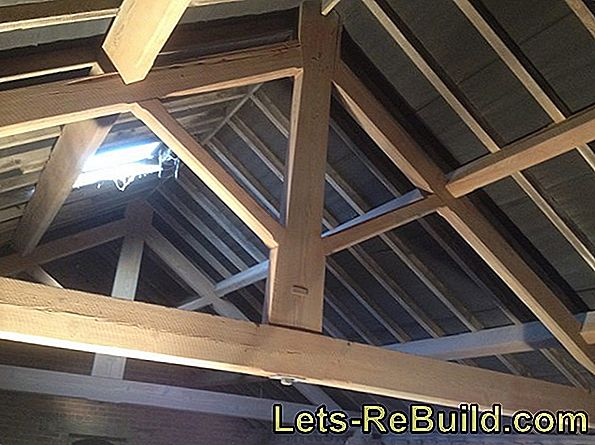 Sandblast Wooden Beams » That'S How It'S Done