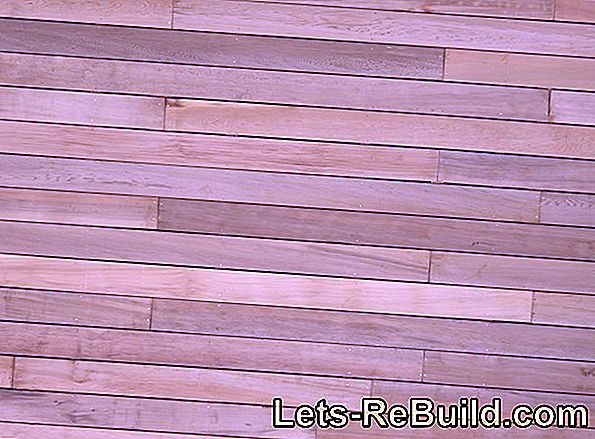 Balcony wooden floorboards are an enhancement for every outdoor area