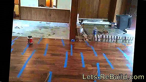 Laying Floorboards - Helpful Step-By-Step Instructions