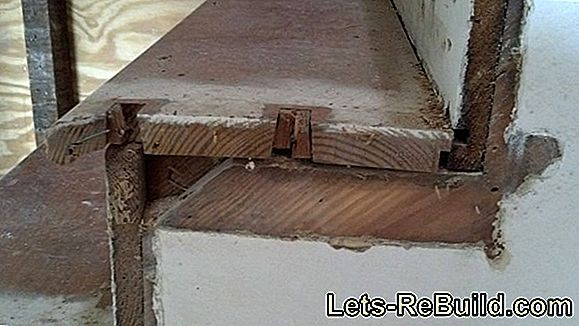 Removing Wooden Planks » Instructions In 3 Steps