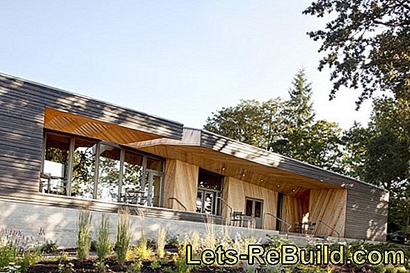 Wooden House Facade » Features, Variants & Care