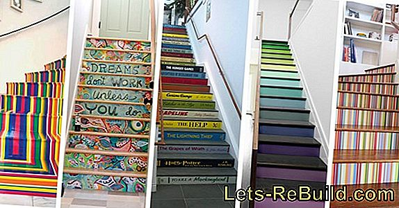 Beautify And Decorate Wooden Stairs » The Most Beautiful Ideas