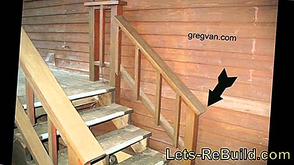Wooden Staircase Squeaks » These Measures Can Help