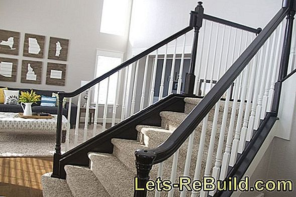 Grinding Wooden Stairs » Instructions In 5 Steps