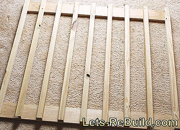 Laying Wooden Stairs With Carpet » Instructions In 4 Steps