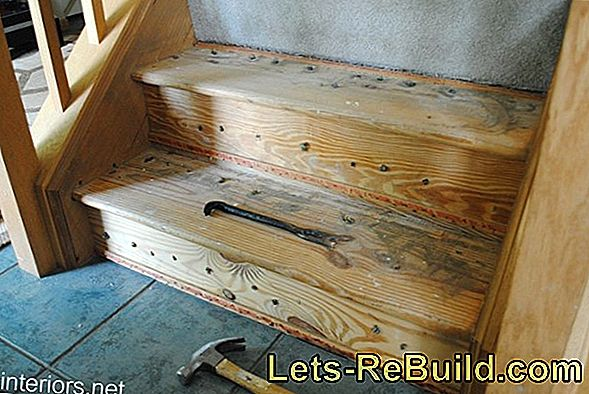 Cleaning Wooden Stairs » Instructions In 4 Steps