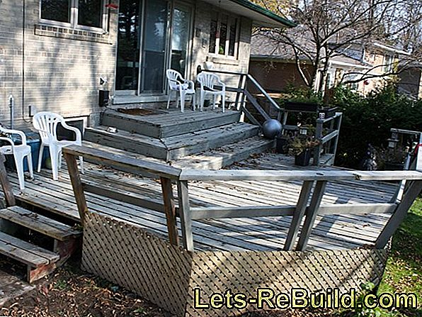 Build Wooden Stair Railing Yourself » Instructions In 3 Steps