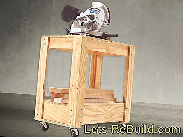 Build A Mobile Workbench Yourself » That'S The Way It Works